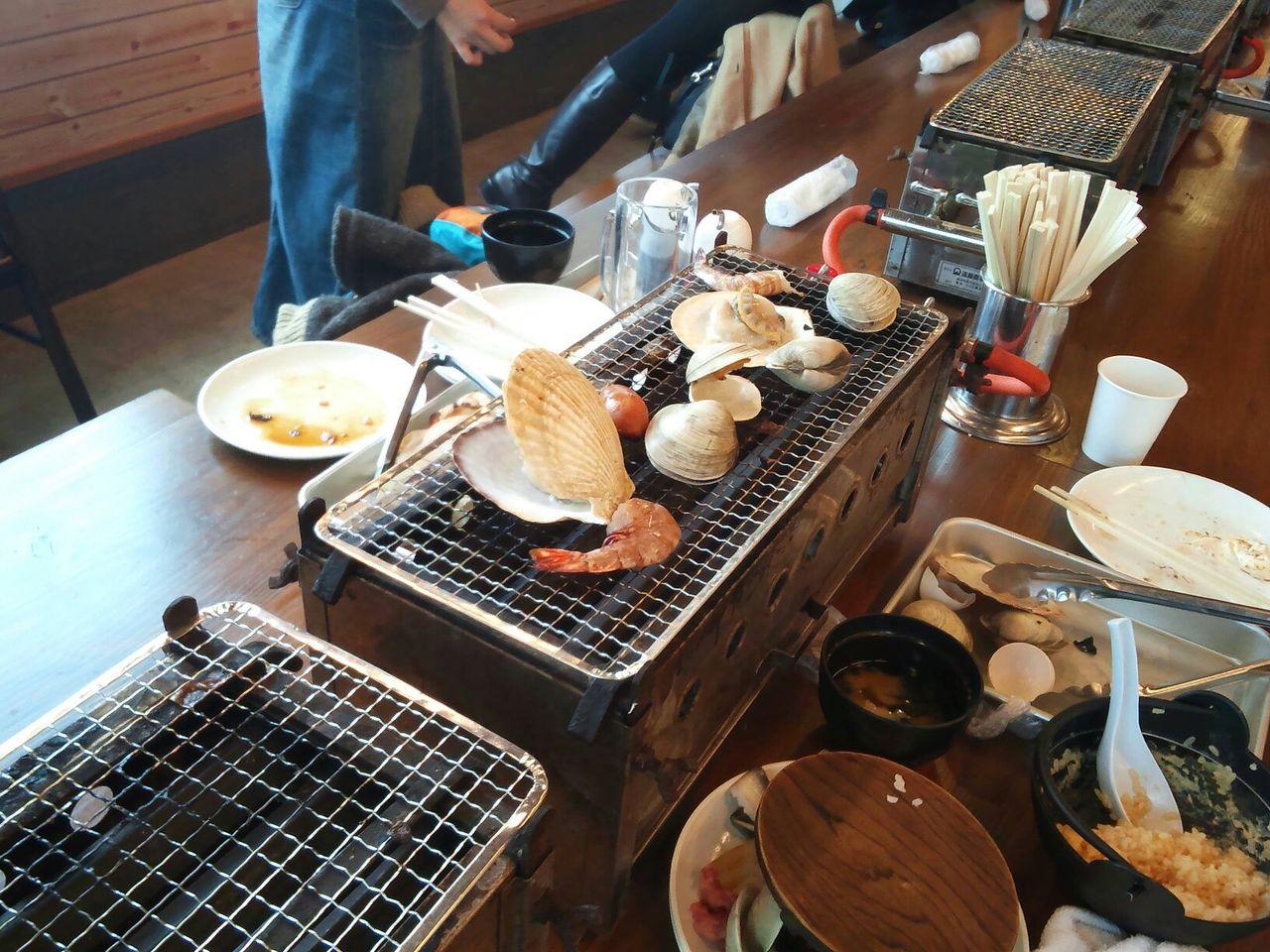 南房総・収穫体験と海鮮浜焼き食べ放題&メロン・甘夏」