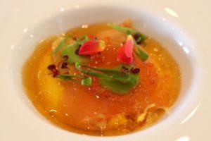 4_カルフォルニアテーブル-前菜2