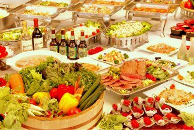 ナチュラルファームシティ農園ホテル(昼食)