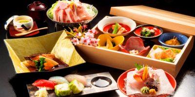 古民家レストラン・季の音_懐石料理